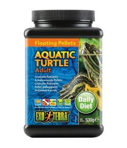 Ex drijvende pellets volwassen waterschildpad