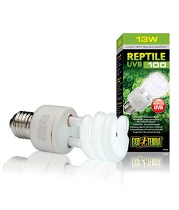 Ex reptile uvb100 tropenlamp 13w