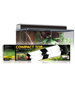 Ex compact top terrariumlichtkap, 90cm