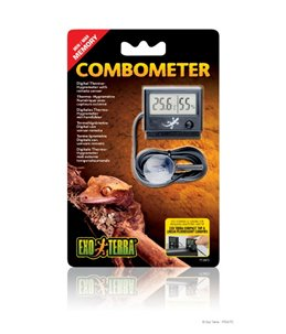 Ex digitale thermometer/hygrometer combi