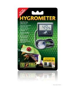 Ex digitale hygrometer met voeler