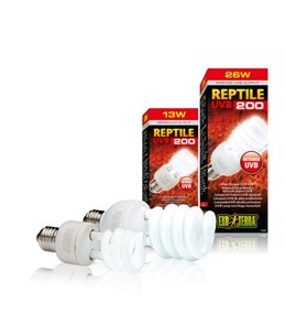 Ex reptile uvb200 compact lamp 13w