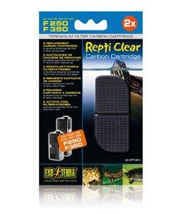 Ex repti clear f250 koolstofpatroon