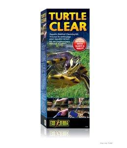 Ex turtle clear reinigingsset aqua-terrarium