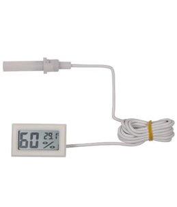 Digitale LED Temperatuur/Vochtigheid meter met snoer