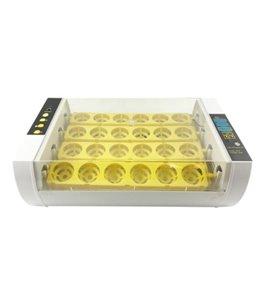 Broedmachine voor 24 eieren