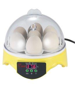 Broedmachine voor 7 eieren
