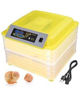 Broedmachine voor 96 eieren