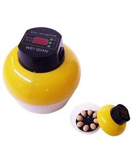 Broedmachine voor 8 eieren