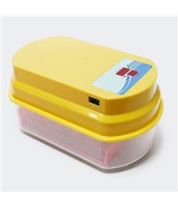 Broedmachine voor 15 eieren incl vocht meter