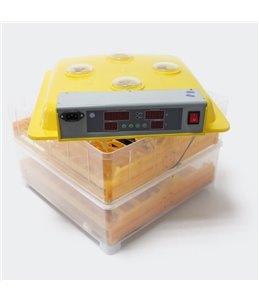 Broedmachine voor 96 eieren incl vocht meter