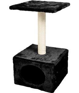 Krabpaal sassiere zwart 30x30x55cm