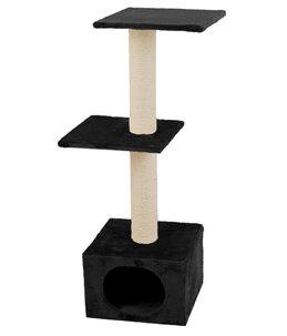 Krabpaal charbonel zwart 47x35x103