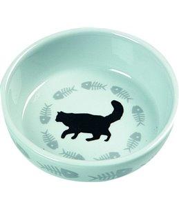 Eetpot kat cats enkel