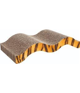 Kattenkrabplank mawimbi wave