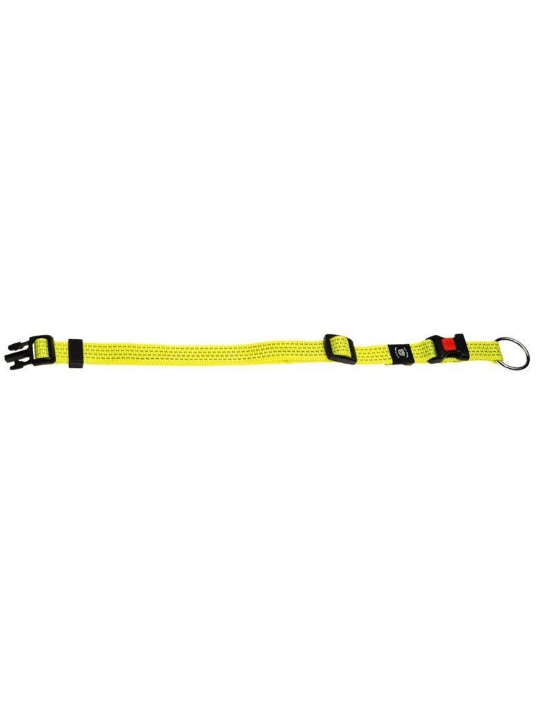 Asp halsb. refl.geel 30-45cm15mm