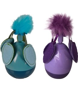 Ps tuimelspeeltje paars/blauw