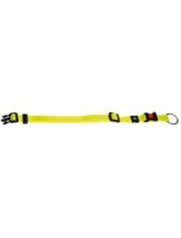 Asp halsb. refl.geel 45-65cm25mm