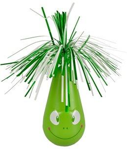 Ps tuimelspeelgoed crazy frog groen