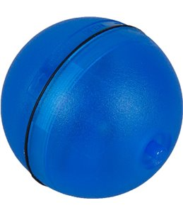 Led bal magic blauw
