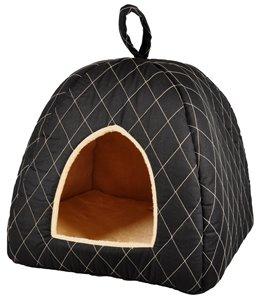 Superdeluxe iglo zwart 44x43x41cm