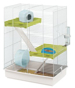 Hamster tris