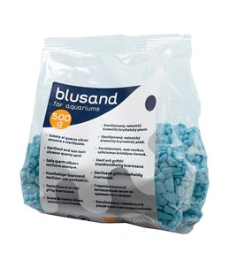 Blusand licht blauw