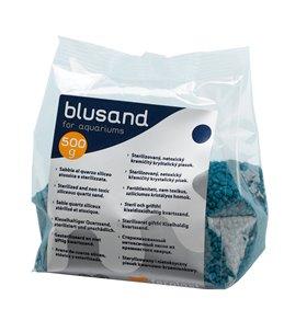 Blusand blauw