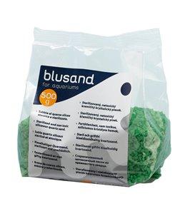 Blusand groen