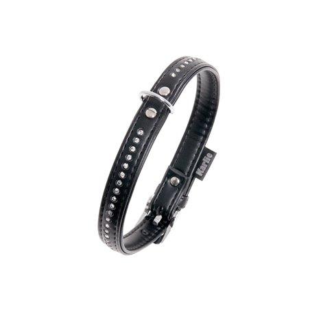 Alp halsband monte carlo zwart 21cm11mm xs/s