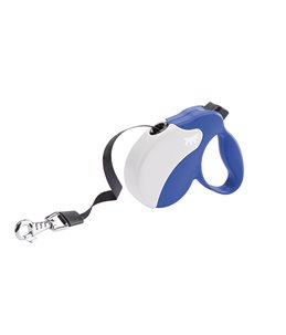 AMIGO MINI TAPE BLAUW-WIT