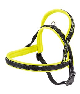 SPORT DOG P MEDIUM TUIG GEEL