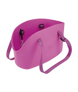 WITH-ME TAS SMALL FUCHSIA