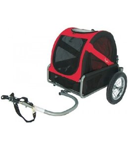 DoggyRide Mini Trailer / RED