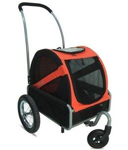 DoggyRide Mini Stroller / RED