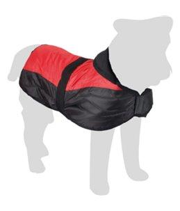 Hondenjas eisbeer 40cm rood