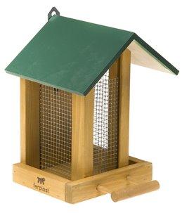 Vogelvoederhuisje voor pinda's