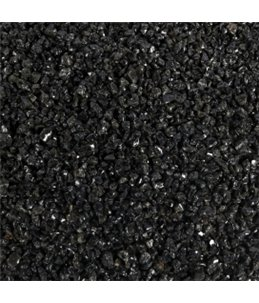 Aquariumgrind black 1-3mm - 9kg