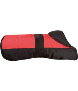 Hondenjas eisbeer 55cm rood