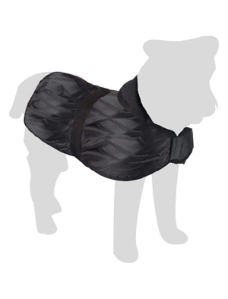 Hondenjas eisbeer 65cm zwart