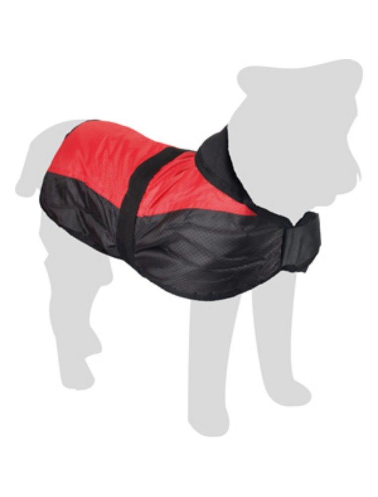 Hondenjas eisbeer 70cm rood