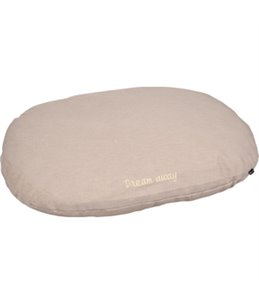 KUSSEN DREAM AWAY OVAAL BEIGE 110x