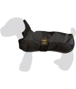 Hondenjas eisbeer 75cm zwart
