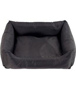 Ligbed no limit teflon« zwart 120cm