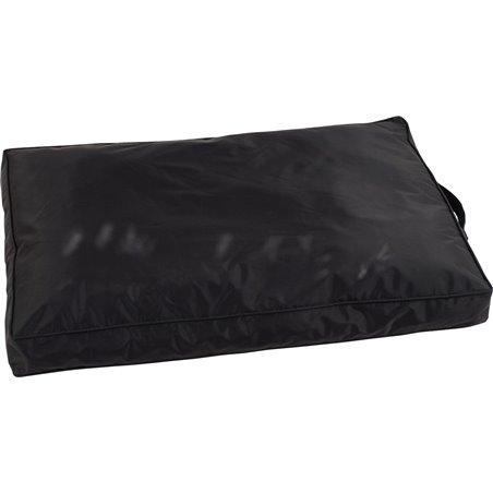 Ligkussen titan teflon zwart 70cm