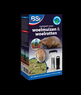 Bsi woelmuisval + toolkit