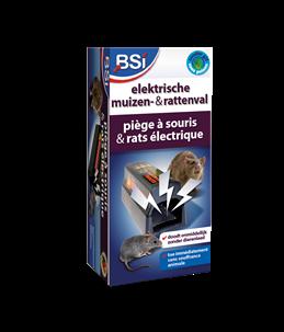 Elektr. muizen - en rattenval