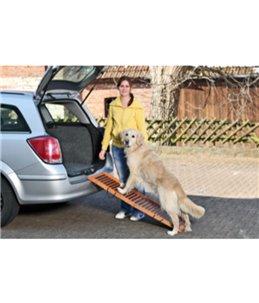 Hondenlooppl plooibaar 120x30x6cm