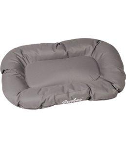Hondenkussen dreambay ovaal grijs 140x105 x17cm