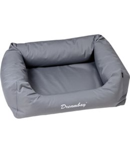 Bed dreambay grijs 120x95x28 cm